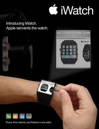 fotos iWatch de Apple