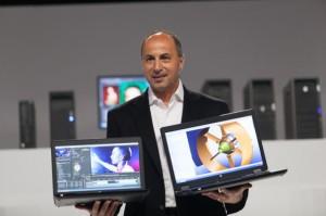 HP ZBook 14, 15 y 17 fotos