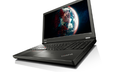 Lenovo ThinkPad W540 fotos