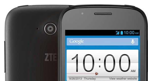 ZTE Blade Q Mini FOTOS