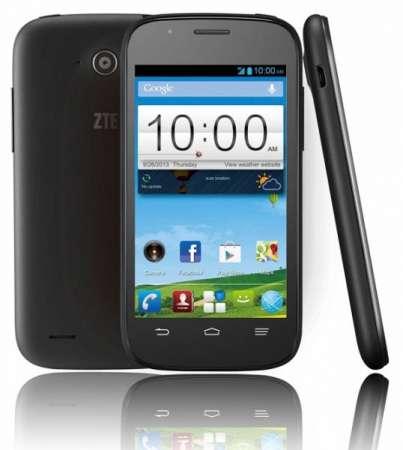 ZTE Blade Q Mini screen