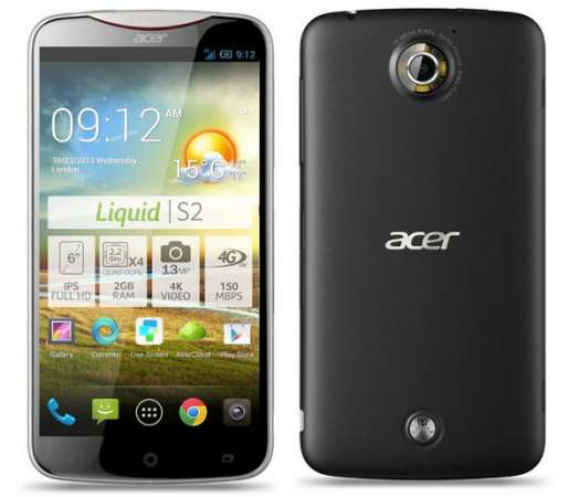 Acer Liquid S2 foto