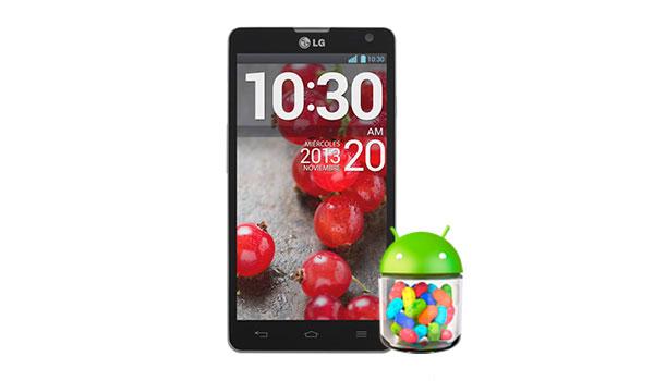 LG Optimus L9 II foto