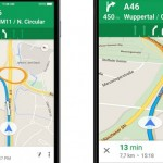 Google Maps te dice el mejor carril para conducir