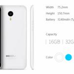 Meizu M1 Note, bajo precio y grandes prestaciones
