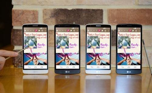 Una pantalla más pequeña para el LG G4