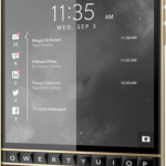 Una exclusiva Blackberry para solo 50 personas