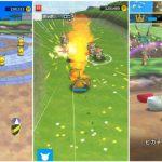 Nuevo juego de Pokemon móvil: Pokeland