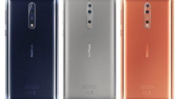 Nokia 8, lo nuevo de gama alta de Nokia