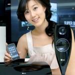 Home Cinema de LG especial para iPods
