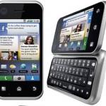 Demostración del Motorola Backflip