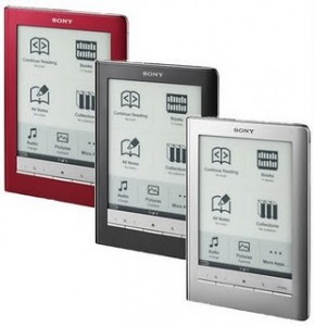 Sony-PRS-600-Electronic-Book-Reader