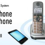 Panasonic conecta sus teléfonos al iPhone