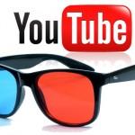 Videos 3D en YouTube