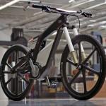 El nuevo sueño eléctrico de Audi e-bike