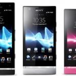Sony Xperia P también se actualiza a Android 4.0