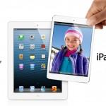 En marzo llegaría los nuevos iPad y iPad Mini