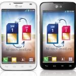 Todo listo para la presentación de LG Optimus L7 II Dual