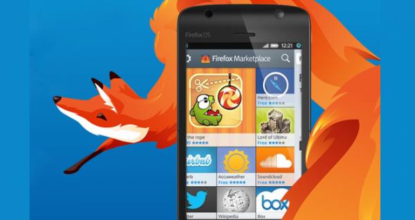 Firefox OS llega en junio