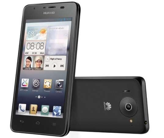 Huawei Ascend G510 fotos