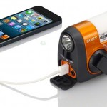 Sony ICF-B88: batería de emergencia para tu smartphone
