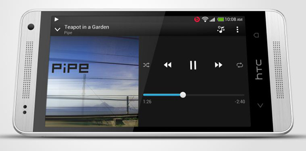 imagenes HTC One mini