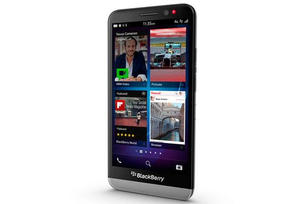 foto BlackBerry Z30