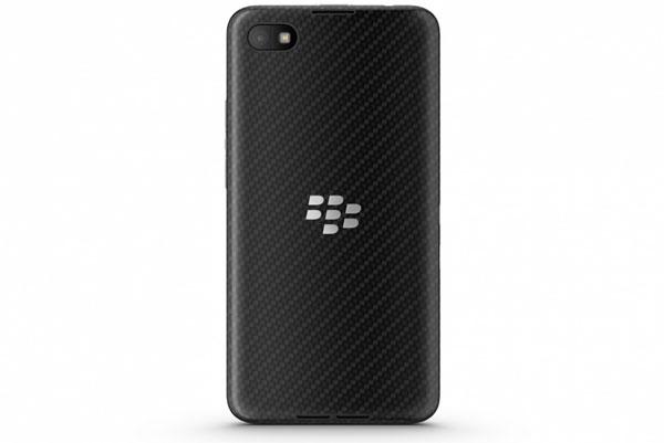 fotos BlackBerry Z30