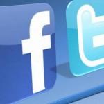 La lucha de los trendingtopic de Facebook y Twitter