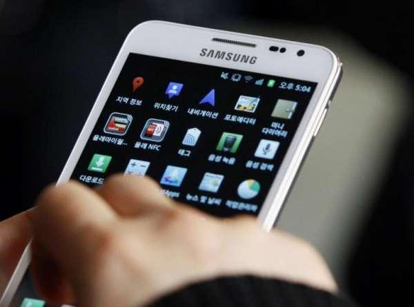 Samsung Galaxy Note 3 fotos