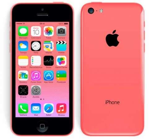 foto iPhone 5C
