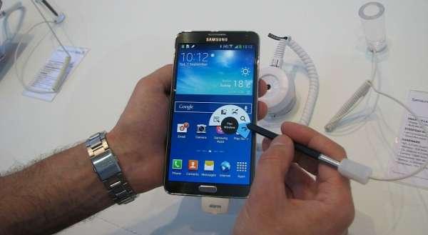 fotos Samsung Galaxy Note 3