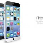 iPhone 6 con 4,7 y 5,5 pulgadas.
