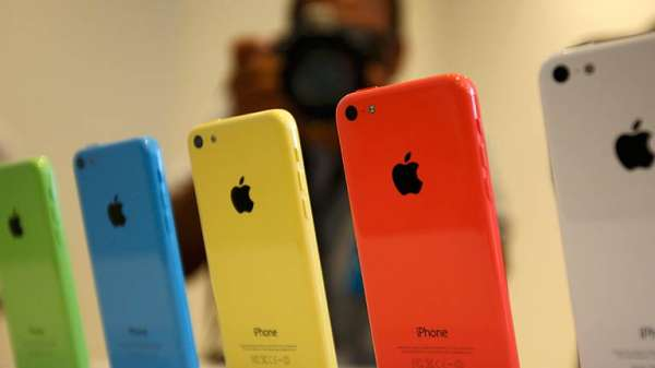 modelos iPhone 5C