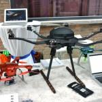 Hexacóptero chino con gran capacidad de carga