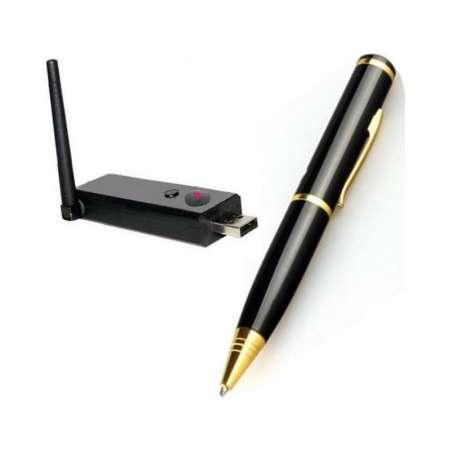 bolígrafos espía