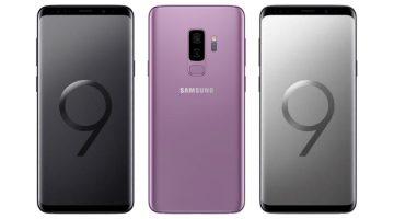 Características y precio Samsung Galaxy S9