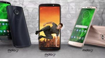 Información Motorola Moto G6 Play