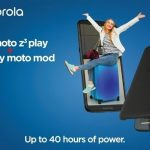 Moto Z3 Play power edition