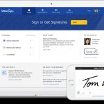 Apps para firmar documentos desde el móvil