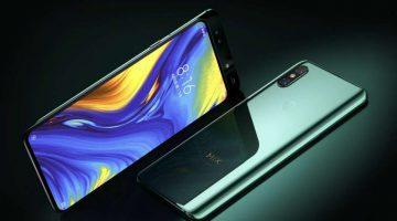 Información del nuevo Xiaomi Mi MIX 3