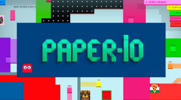 Qué es Paper.io