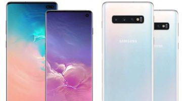Información Samsung Galaxy S10+