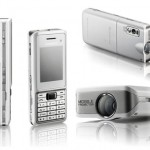 Samsung presenta móvil con proyector incorporado