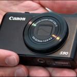 Reseña de la PowerShot S90 de Canon