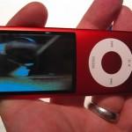 Imágenes inéditas del nuevo iPod Nano de 4G