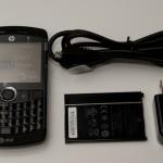 HP iPAQ Glisten con Windows Mobile 6.5