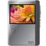 Un disco rígido portatil con pantalla ideal para tu cámara digital!